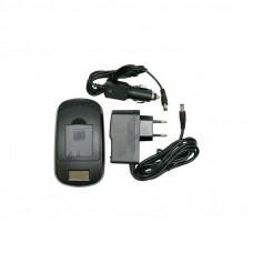 Зарядное устройство Extradigital DC-500 для Panasonic CGA-DU, CGR-DU, VW-VBD, VW-VBG серий